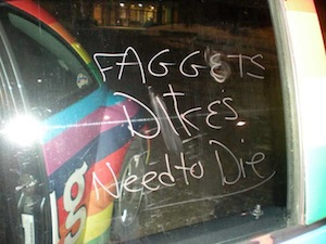 Fagbug Update: Car Owner Receives Death Threats