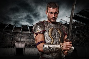 Spartacus: Blood and Sand, Premiering On Starz January 22