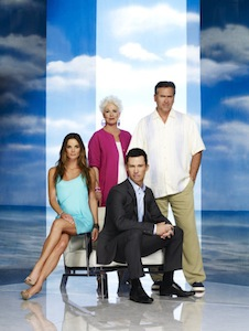 Burn Notice, Mid-Season Premiere on USA