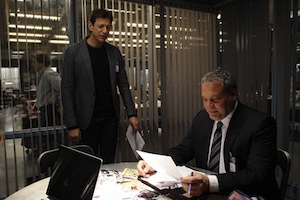 Law and Order: Criminal Intent Season Premiere On USA March 30