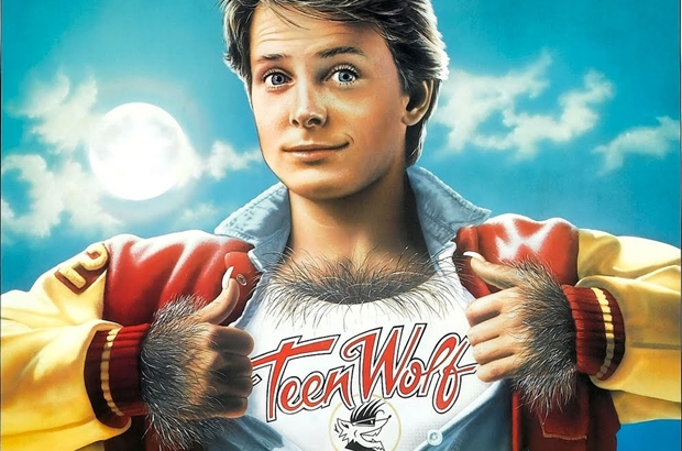Teen Wolf ... when people recognise him from his extensive gay porn DVD career.