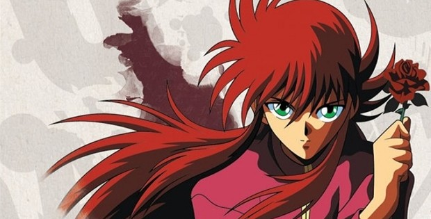 Yu Yu Hakusho: Season Four on Blu-ray