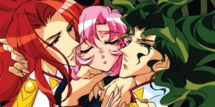 Revolutionary Girl Utena: The Black Rose Saga Blu-ray Collection