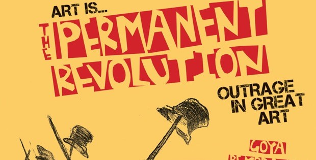 Art Is…The Permanent Revolution