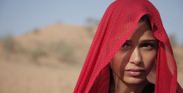 Michael Winterbottom and Freida Pinto talk Trishna… and Tess
