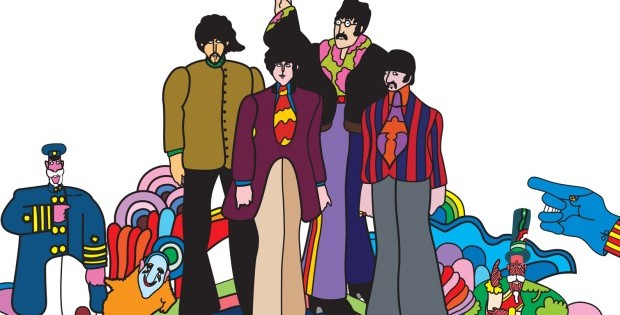 Yellow Submarine DVD Giveaway
