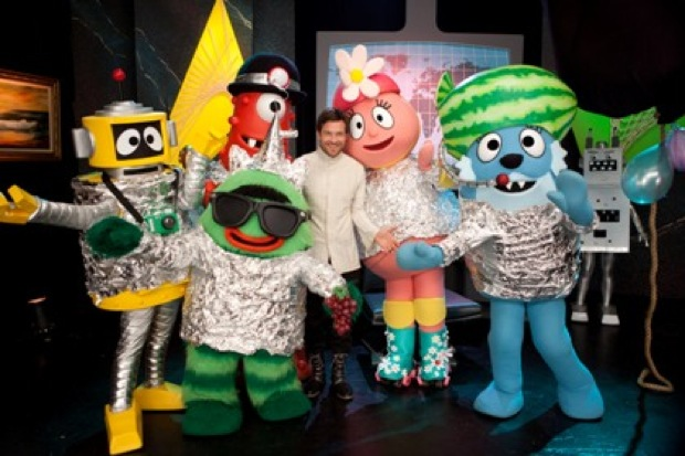 Yo Gabba Gabba Unit Photography