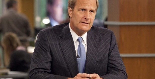 Inside HBO's The Newsroom