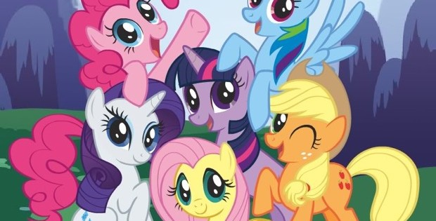 My Little Pony Friendship is Magic: The Friendship Express