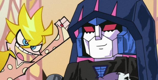 Panty & Stocking with Garterbelt: The Complete Series Blu-ray