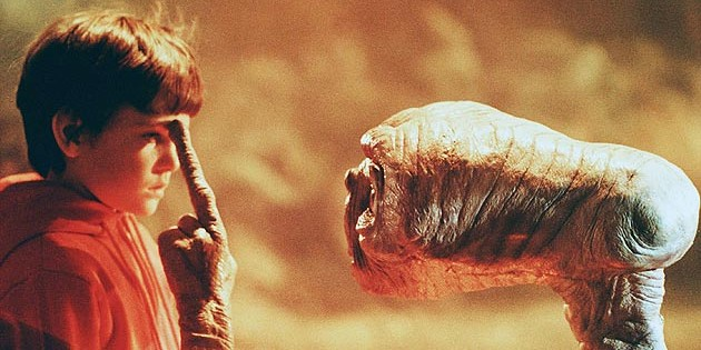 E.T. Turns 30: Lands Back in Theaters 10/3