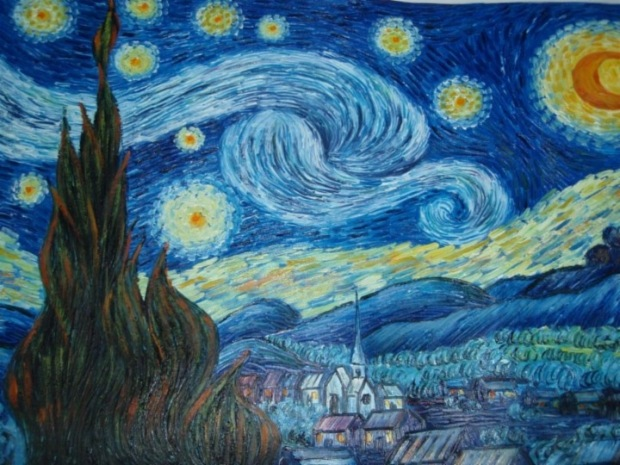 Van Gogh Famous Paintings List