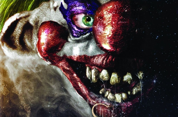 Pics for killer clowns for Return of the killer klowns from outer space