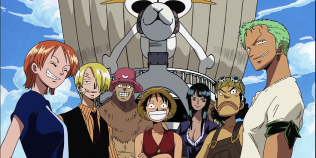 One Piece Season Four: Voyage One