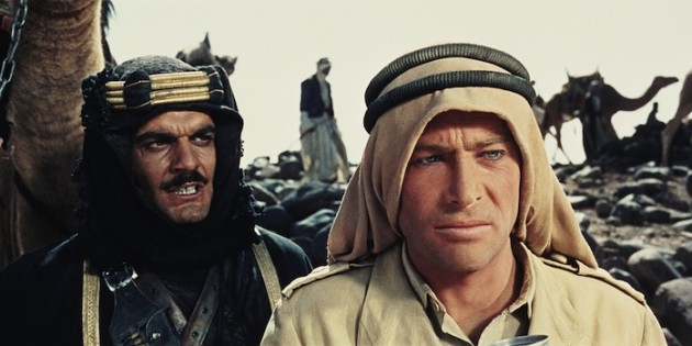 """Lawrence of Arabia"" Returns to the Big Screen to Celebrate 50th Anniversary!"