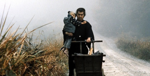 Lone Wolf and Cub Blu-Ray Set
