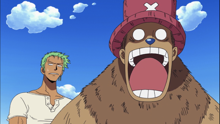 One Piece Season 4 Voyage 2