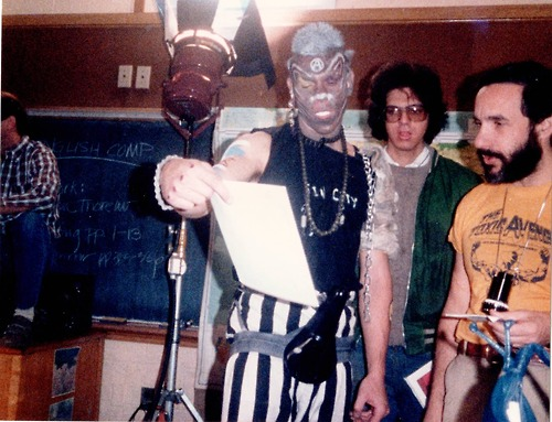 Class of Nuke'Em High Production Still