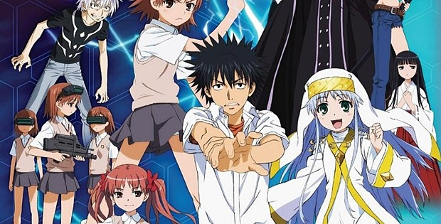 A Certain Magical Index: Complete Season One