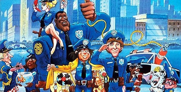 Police Academy: The Animated Series (Vol. 1)