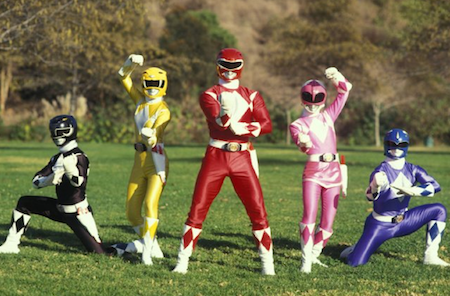 Power-Rangers