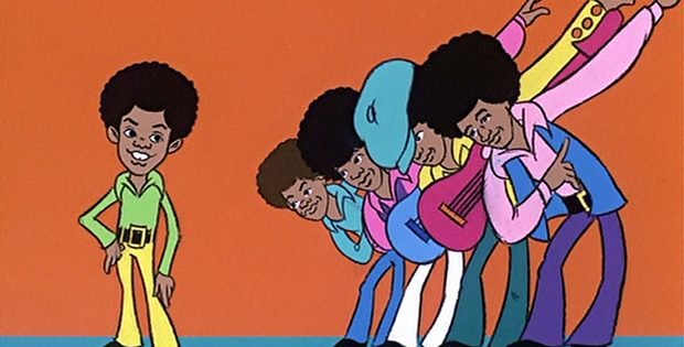 Jackson 5ive: The Complete Animated Series