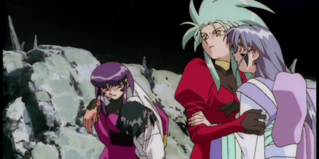 Tenchi Muyo: Movie Collection