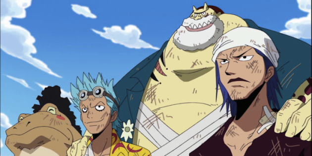 One Piece: Season Four, Voyage Four