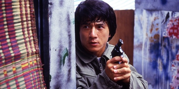 Jackie Chan Double Feature: Police Story/Police Story 2