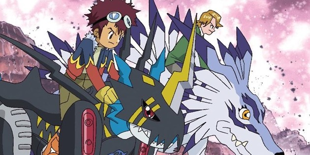 Digimon: Seasons 1-4 Collection