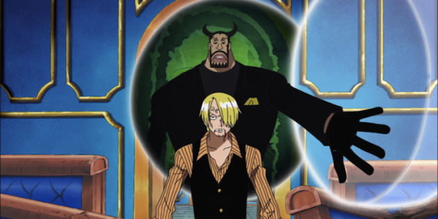 One Piece: Season Four, Voyage Five