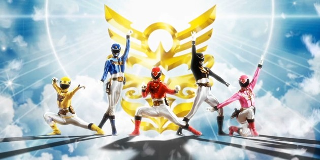 Power Rangers Megaforce: Vol. 1