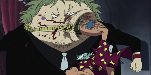 One Piece: Season Five, Voyage Three