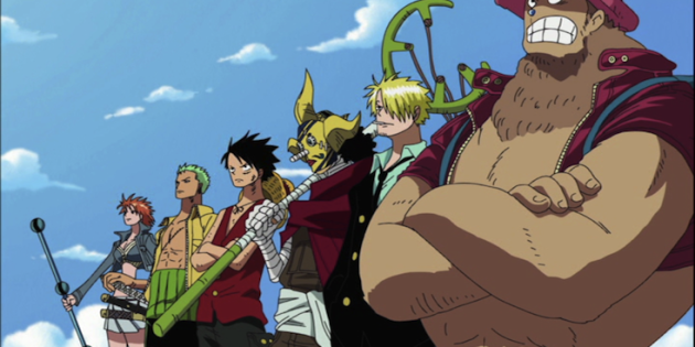 One Piece: Season Five, Voyage Two Review