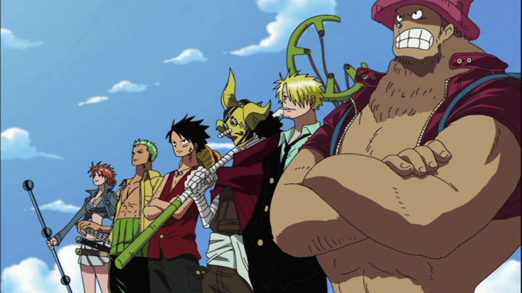 One Piece_Season 5 Part 2