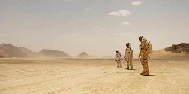 The Last Day on Mars (2013)