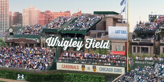 100 Years of Wrigley Field