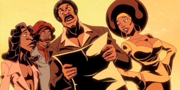 Black Dynamite: Season One