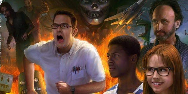 Cinemassacre's James Rolfe & Kevin Finn on Angry Video Game Nerd: The Movie