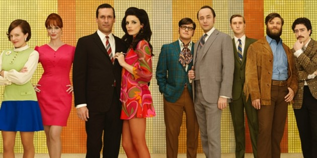 Mad Men: Season 7 (Part 1)