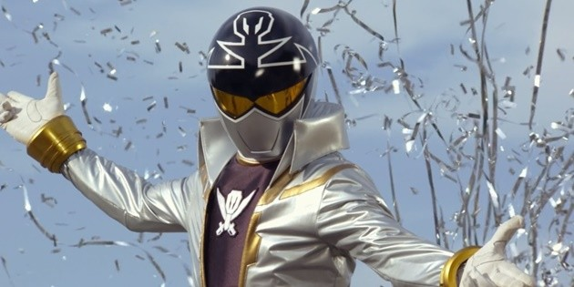 Power Rangers Super Megaforce: The Silver Warrior