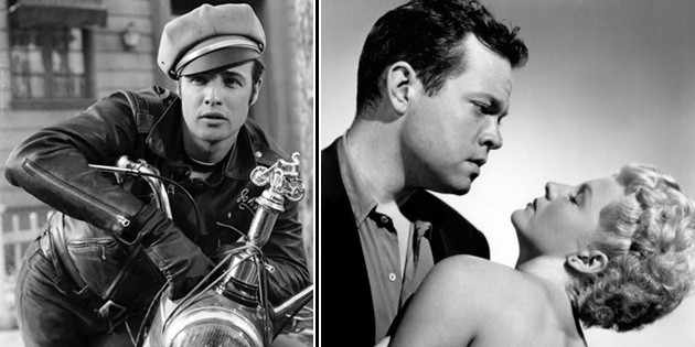 2 New on Blu-ray: The Wild One/The Lady from Shanghai