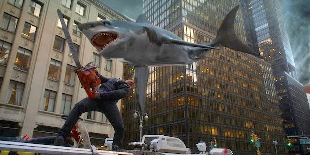 RiffTrax Live: Sharknado 2-The Second One Coming to Theaters!
