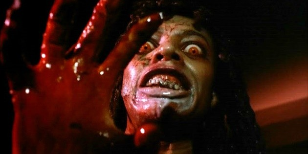 Interview with Demons star Geretta Geretta, appearing at The Massacre on Oct. 17