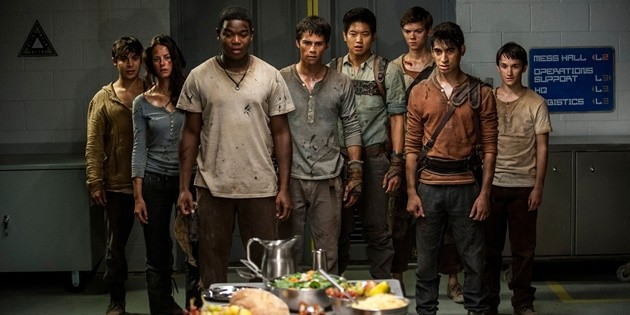 The Scorch Trials and A Look at Dystopian Fiction