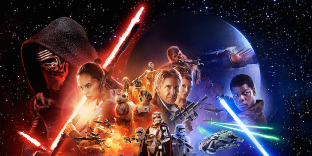 Star Wars: The Force Awakens (Full Spoiler Review)