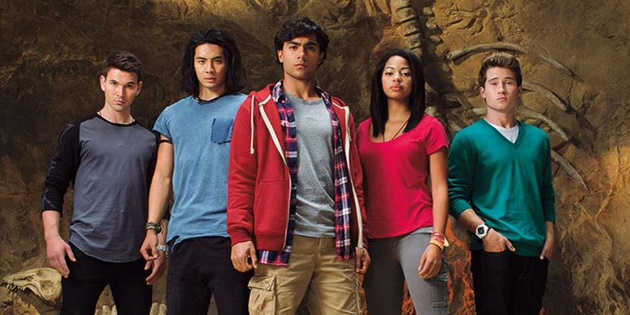 Power Rangers Dino Charge Unleashed Filmmonthly
