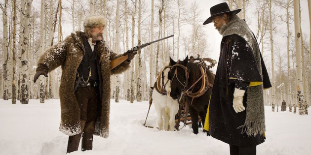 The Hateful Eight – Blu-Ray Review