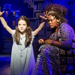 Matilda the Musical touring Chicago's Oriental Theatre