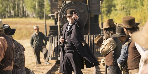 Hell on Wheels: Season 5: Part 2